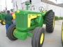 2011 Herscher Tractor Display