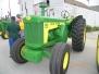 2011 Herscher Tractor Display