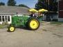 2015 Herscher Tractor Ride