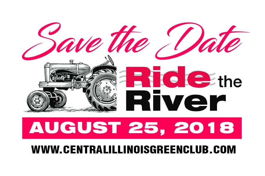 Ride The River 2018 Logo